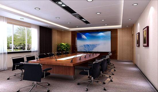 上海迪士尼多媒体会议系统解决方案案例